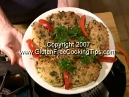 Gluten Free Rice Leftovers - Video