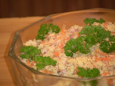 Our Cole Slaw Dish